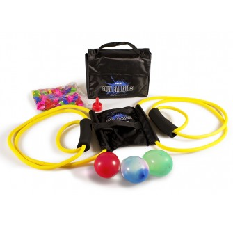 Aqua ballistics water balloon launcher